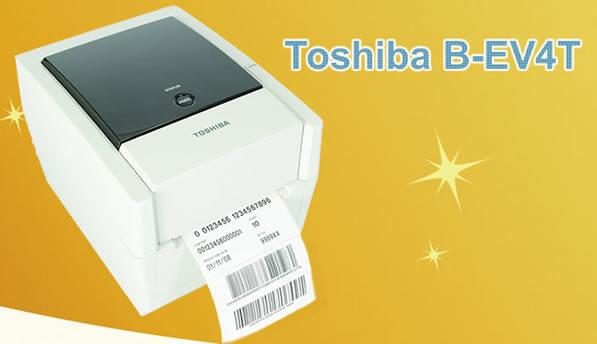 Toshiba B EV4T Barkod Yazıcı Fiyatı